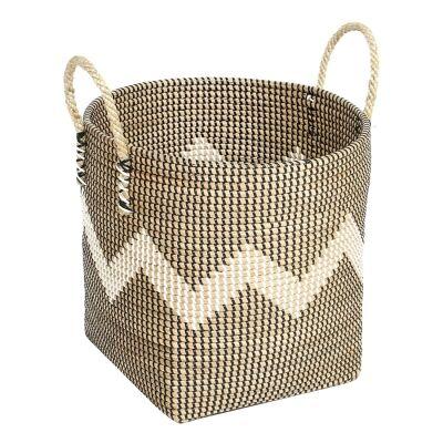 Keith Woven Seagrass Basket