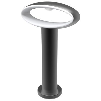 Horus IP54 LED Garden Bollard Light, 30cm