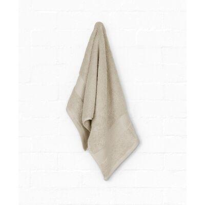 Algodon St Regis Cotton Hand Towel, Stone