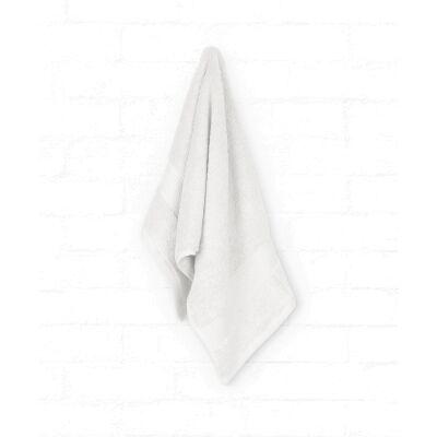 Algodon St Regis Cotton Hand Towel, White