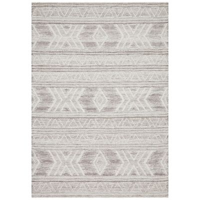 Hudson Prudence Wool Rug, 155x225cm, Natural
