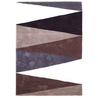 Narris Cascade Hand Tufted Rug in Neutral Tone - 225x155cm