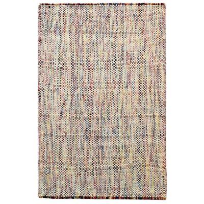 Checkers Handwoven Wool Rug, 150x180cm