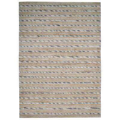Panama Handwoven Wool Rug, 110x160cm