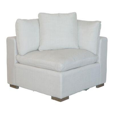 Copacabana Fabirc Corner Lounge Chair