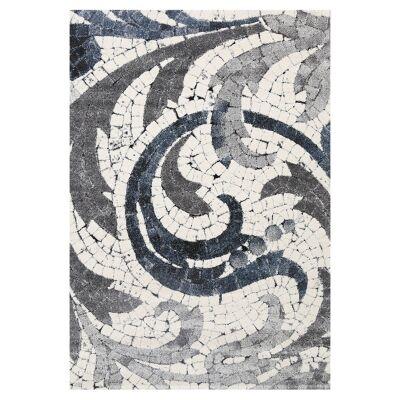 Ivy Vines Textured Modern Rug, 160x230cm