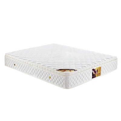 Stardust IC588 Medium Firm Mattress with Pillow Top, Double