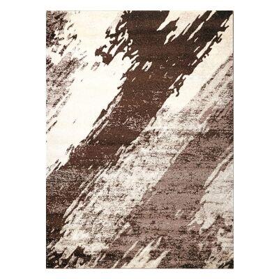 Orlando Renzo Modern Rug, 200x290cm, Beige