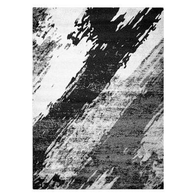 Orlando Renzo Modern Rug, 120x170cm, Grey