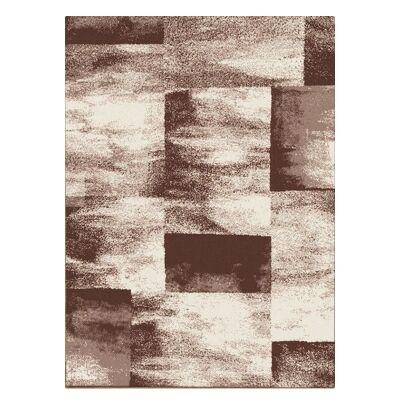Orlando Lennox Modern Rug, 120x170cm, Beige