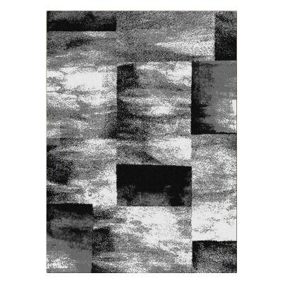 Orlando Lennox Modern Rug, 200x290cm, Grey