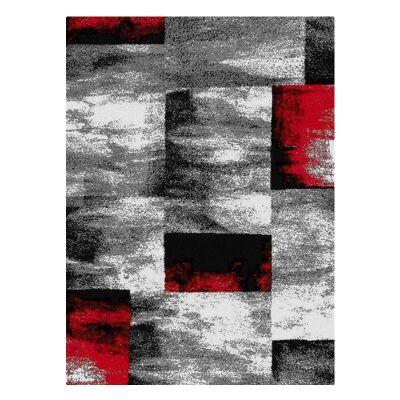 Orlando Lennox Modern Rug, 300x400cm, Red