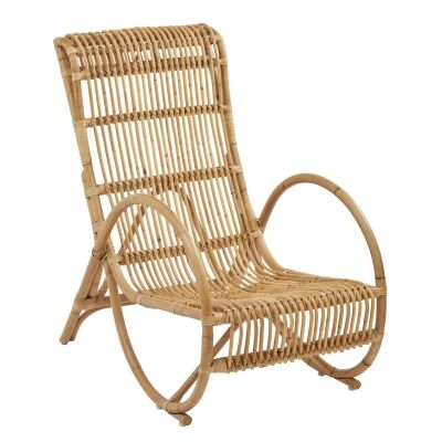 Mantra Rattan Lounge Chair
