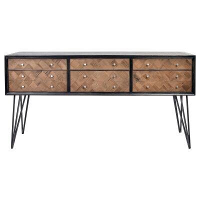 Anris Wooden Console Table, 175cm