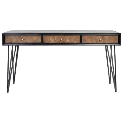 Anris Wooden Hall Table, 160cm