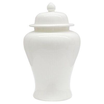 Stirling Ceramic Ginger Jar, Large
