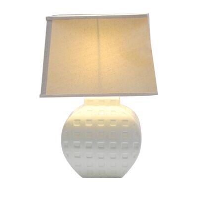 Sylvan Ceramic Base Table Lamp
