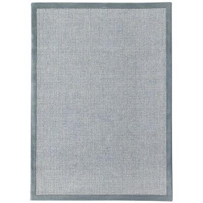 Idina Hand Tuffted Wool Rug, 160x230cm, Aqua