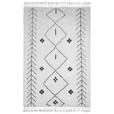 Sabina Hand Knotted Wool Rug, 230x160cm
