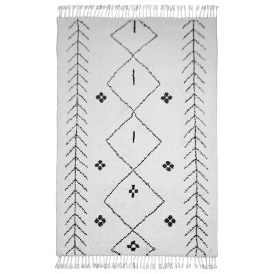 Sabina Hand Knotted Wool Rug, 280x190cm