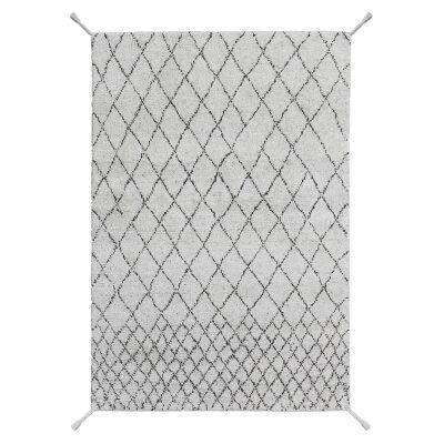 Zuru Hand Knotted Wool Rug, 230x160cm