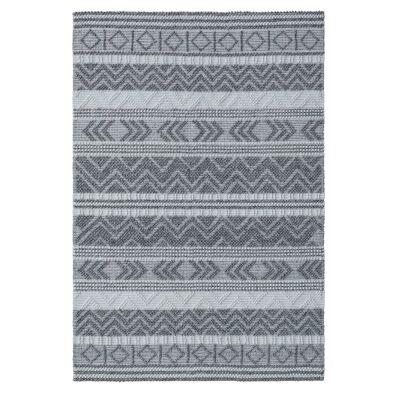 Zyan Handwoven Wool Rug, 280x190cm