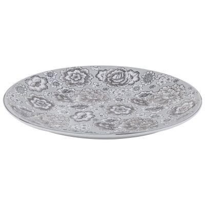 Bellamy Hand Painted Ceramic Platter