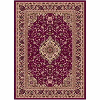 Julian Nela Turkish Made Oriental Rug, 380x280cm, Red