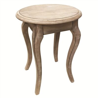 Cherilyn Solid Beech Timber Dining Stool
