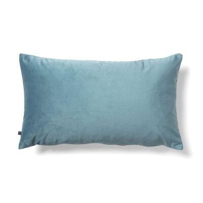 Daraya Velvet Fabric Scatter Cushion, Turquoise