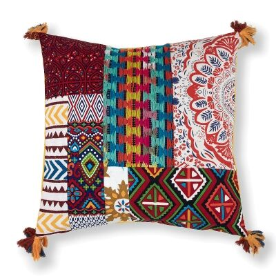 Doris Cotton Fabric Scatter Cushion