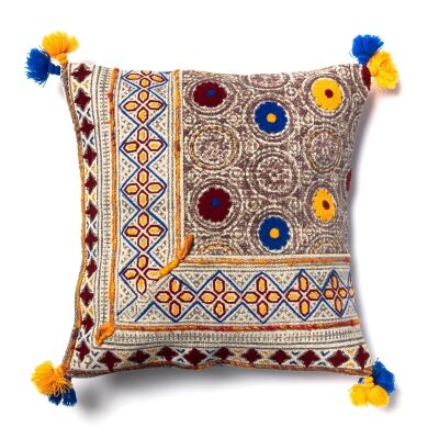 Mantell Cotton Fabric Scatter Cushion
