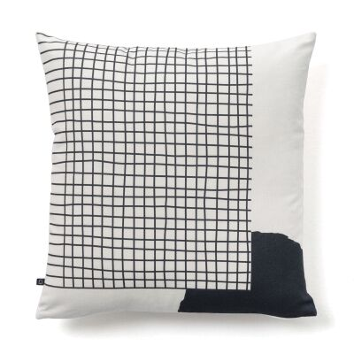 Lyall Cotton Fabric Scatter Cushion, No.1
