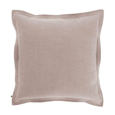 Moana Fabric Euro Cushion, Blush