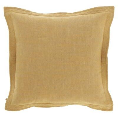 Moana Fabric Scatter Cushion, Mustard