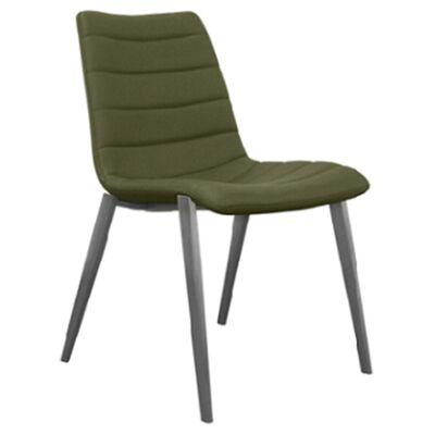 Marana PU Leather Dining Chair, Green