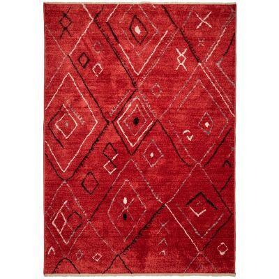 Kerabi No.010 Modern Tribal Rug, 305x245cm