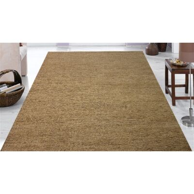 Handwoven Jute Rug 1005 in Natural - 160x230cm