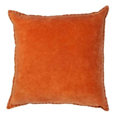 Adra Velvet Euro Cushion