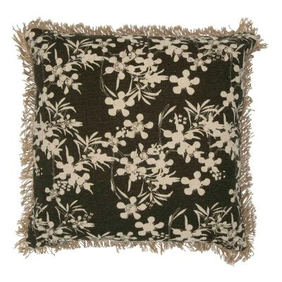 Myrtle Fabric Scatter Cushion, Olive