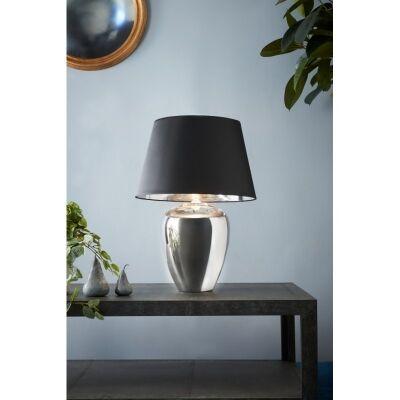 Manhattan Ceramic Table Lamp, Small