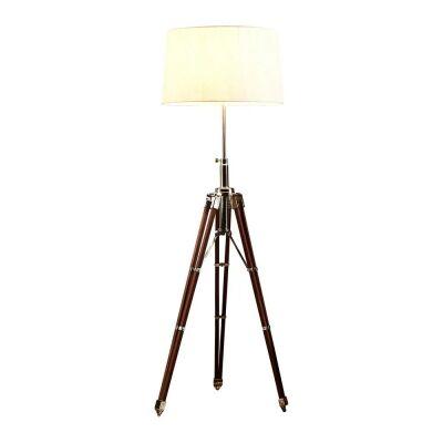 Wright Tripod Floor Lamp