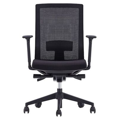 Kube Fabric Executive Office Chair