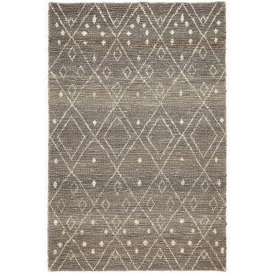 Misu Handwoven Tribal Jute Rug, 230x320cm