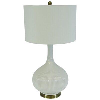 Natalie Ceramic Base Table Lamp