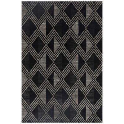 Seca Luxe Diamond Modern Rug, 120x170cm