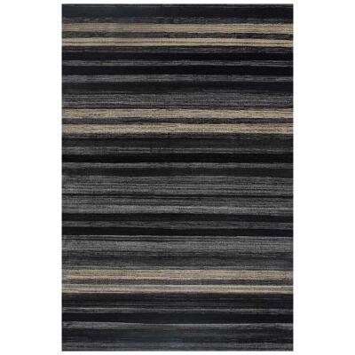 Seca Lux Stripes Modern Rug, 120x170cm