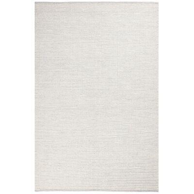 Loft Handwoven Felted Wool Rug, 230x320cm, Grey