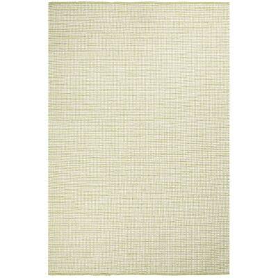 Loft Handwoven Felted Wool Rug, 115x165cm, Pistachio