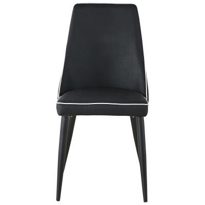 Gilbert PU Leather Dining Chair